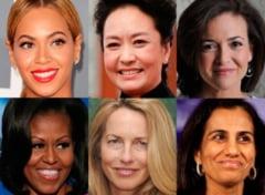 Top Forbes 2013 femei puternice - Pe ce loc sunt Merkel, regina Elisabeta si Lady Gaga