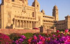 Top cele mai frumoase 10 hoteluri din lume. Pe primul loc se afla un hotel din India