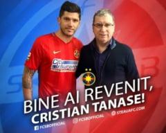 Topul celor mai bine platiti jucatori de la FCSB: Cristi Tanase, pe primul loc!