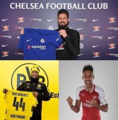 Topul celor mai importante transferuri din ultima zi de mercato