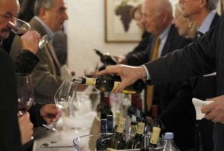 Topul celor mai mari bautori de vin din lume