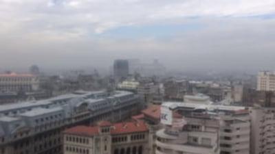 """Topul celor mai poluate orase din Romania. """"Nu se cauta serios o solutie"""""""