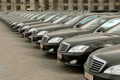 Topul celor mai scumpe masini inmatriculate in Romania