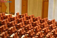 Topul deputatilor chiulangii: Ghita si Ponta sunt printre fruntasi