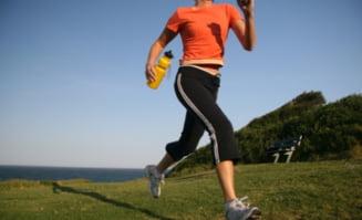 Topul motivelor pentru care trebuie sa faci sport