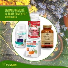 Topul vitaminelor si mineralelor cu rol in intarirea imunitatii