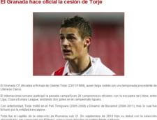 "Torje a ajuns in Spania: ""Vor fi Messi, Ronaldo si el!"""