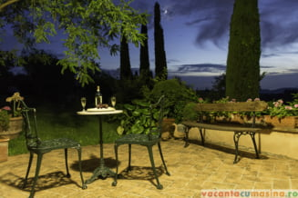 Toscana - prea frumos, prea ca la tara
