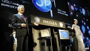 Toshiba a lansat primul televizor 3D pentru care nu ai nevoie de ochelari