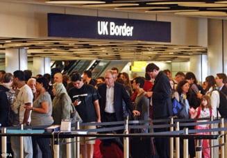 Tot mai multi muncitori romani si bulgari in Marea Britanie - un nou maxim