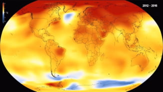 Tot mai negi incalzirea globala? Uite dovada oferita de NASA - 140 de ani in 36 de secunde (Video)