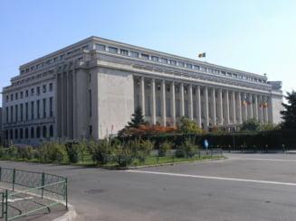 Toti consilierii si secretarii de stat ai lui Ungureanu demisioneaza inainte de venirea lui Ponta