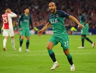 Tottenham se califica in finala Champions League cu un gol marcat in minutul 96