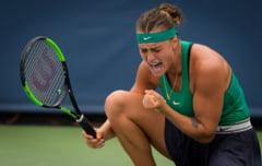 Totul despre Aryna Sabalenka, adversara Simonei Halep din semifinalele de la Cincinnati