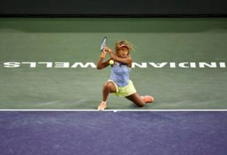 Totul despre Naomi Osaka, urmatoarea adversara a Simonei Halep la Indian Wells: A invins-o categoric pe Sharapova