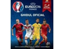 Totul despre UEFA Euro 2016 in doua carti care nu trebuie sa-ti lipseasca