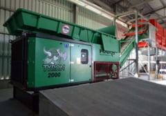 Totul la reciclat! Deseurile bihorenilor vor fi transformate in compost industrial intr-o statie anume construita langa Oradea