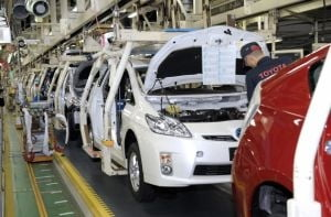 Toyota: Productia va reveni la normal pana in decembrie