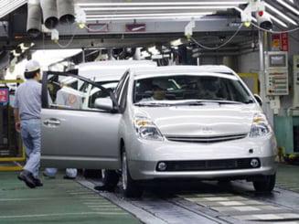 Toyota, sub semnul crizei auto, in SUA