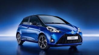 Toyota Yaris, desemnata Masina Anului 2021 in Europa. Topul celor mai bine vandute masini