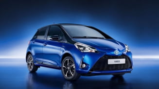 Toyota a dezvaluit cum va arata noul Yaris facelift si ce schimbari va avea (Foto)