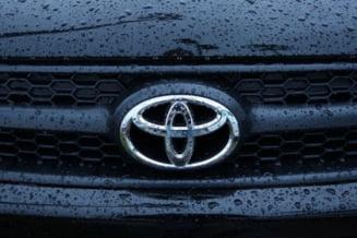 Toyota a inregistrat un profit de 1,2 miliarde de dolari