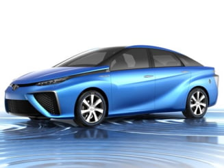 Toyota a lansat masina electrica ce nu trebuie bagata in priza: Vezi cum functioneaza