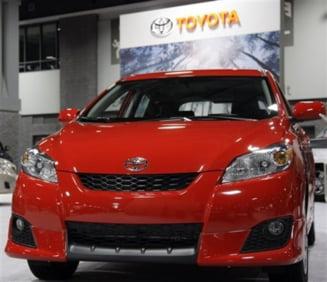 Toyota a redevenit cel mai mare producator auto din lume