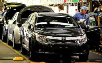 Toyota a surclasat General Motors la vanzarea de masini