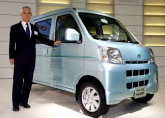 Toyota lanseaza Pixis Space, una din cele mai mici masini