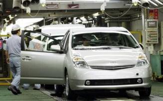 Toyota lasa in functiune o singura linie de asamblare