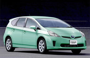 Toyota pregateste o noua varianta a modelului Prius
