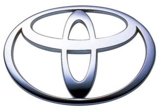 Toyota recheama in fabrici 550.000 de masini