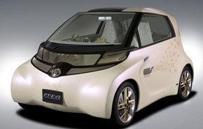 Toyota va lansa primul sau model 100% electric in 2012