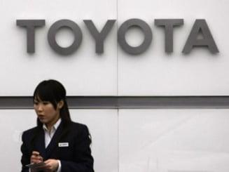 Toyota va produce in 2009 doar 6,5 milioane de masini