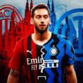 Tradare pe axa AC Milan - Inter: ce fotbalist il va inlocui pe Christian Eriksen la campioana Italiei