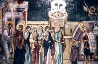 Traditii si obiceiuri de Intrarea Maicii Domnului in Biserica