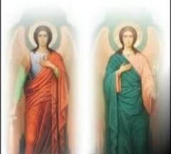 Traditii si obiceiuri de Sfintii Mihail si Gavriil