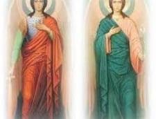 Traditii si obiceiuri de ziua Sfintilor Arhangheli Mihail si Gavril