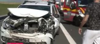 Trafic aglomerat pe Autostrada Soarelui în urma unui accident grav. Recomandările poliției pentru a circula în siguranță