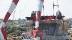 "Trafic cu restrictii pe podul Agigea: ""Operatiunea in sine marcheaza o premiera mondiala"""