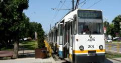 Trafic de cosmar dupa suspendarea tramvaiului 41. Solutia STB: Zeci de autobuze in plus pe traseu