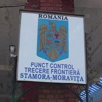 Trafic de tigari la Vama Moravita, dupa ridicarea filtrelor de control