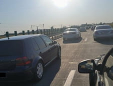 Trafic infernal pe Autostrada Soarelui si DN1: Romanii au inceput mini-vacanta bara la bara - UPDATE