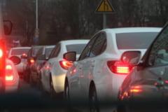 Trafic ingreunat pe mai multe drumuri din tara, din cauza protestelor transportatorilor. Care sunt zonele afectate