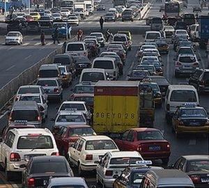 Trafic ingreunat pe mai multe drumuri nationale din cauza lucrarilor
