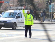 Trafic restrictionat in weekend in Capitala pentru Semimaratonul International Bucuresti