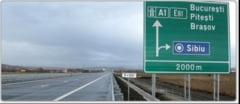 Trafic restrictionat pe A1 Bucuresti-Pitesti, pana in august