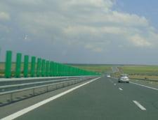 Trafic restrictionat pe Autostrada Soarelui