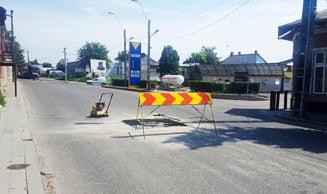Trafic restrictionat pe bulevardul Nicolae Balcescu, in aceasta noapte